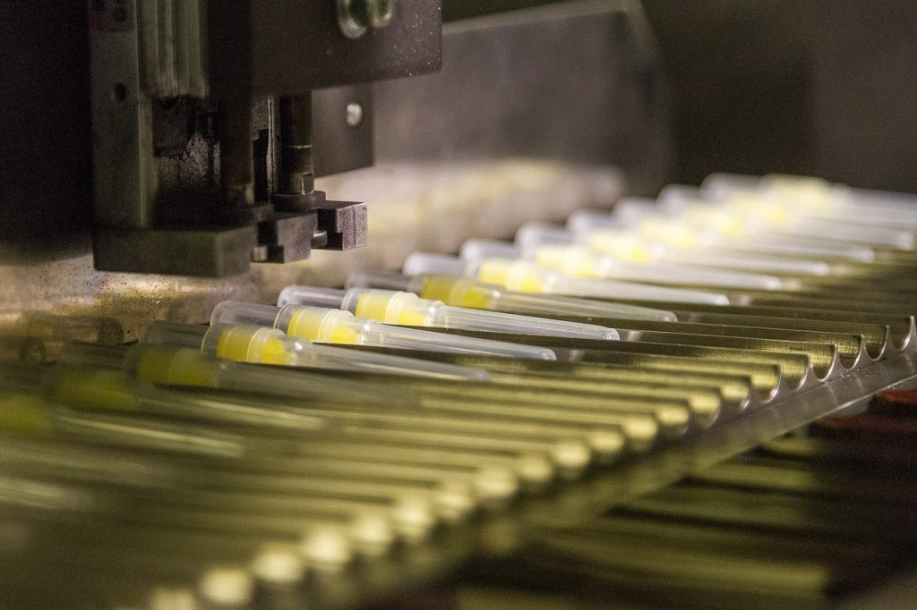 produzione aghi dentali e aghi odontoiatrici monouso